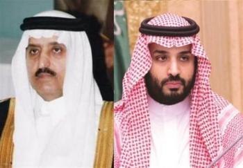 دو ولیعهد در کاخ بن سلمان