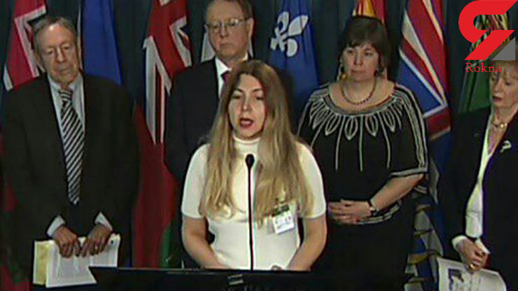 اقدام عجیب دختر خیابان انقلاب در کانادا+ جزییات و عکس