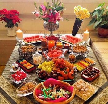 چرا شب یلدا را جشن میگیریم؟