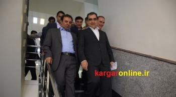غیبت هاشمی در جلسات هیات دولت/ وزیر بهداشت استعفا کرد