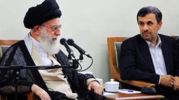 تذکر بی سابقه رهبرانقلاب به احمدینژاد درانتخابات۸۸