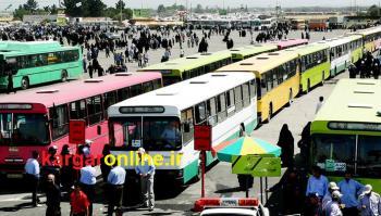 آیا حادثه اتوبوس دانشگاه آزاد برای ما هم اتفاق می افتد/ 65 درصد اتوبوس های شهری فرسوده اند/عقب ماندگی 7 ساله در نوسازی