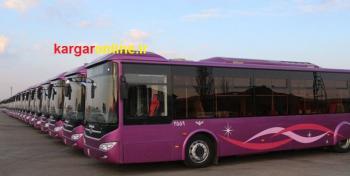 50 درصد اتوبوسهای تهران فرسوده هستند / از سال ۸۹ دولت هیچ اتوبوسی تحویل نداده است