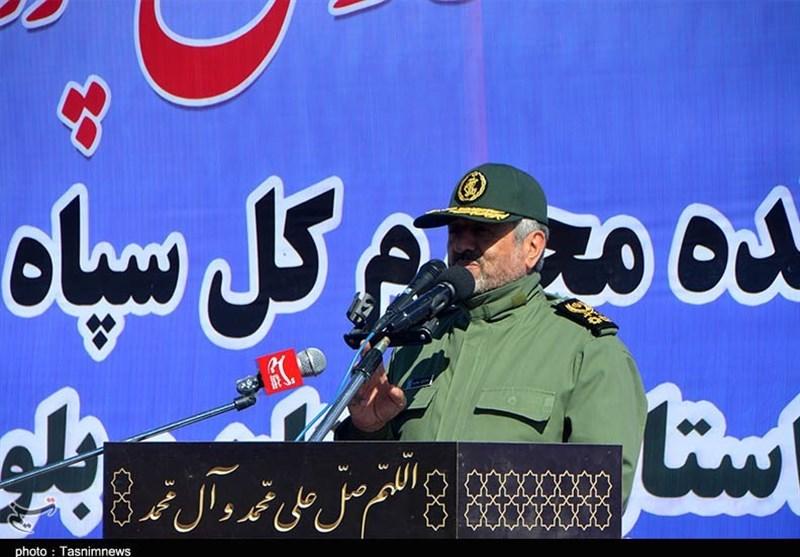 سپاه عملیات اجرایی ۴۰هزار پروژه عمرانی زودبازده را در کشور آغاز کرد