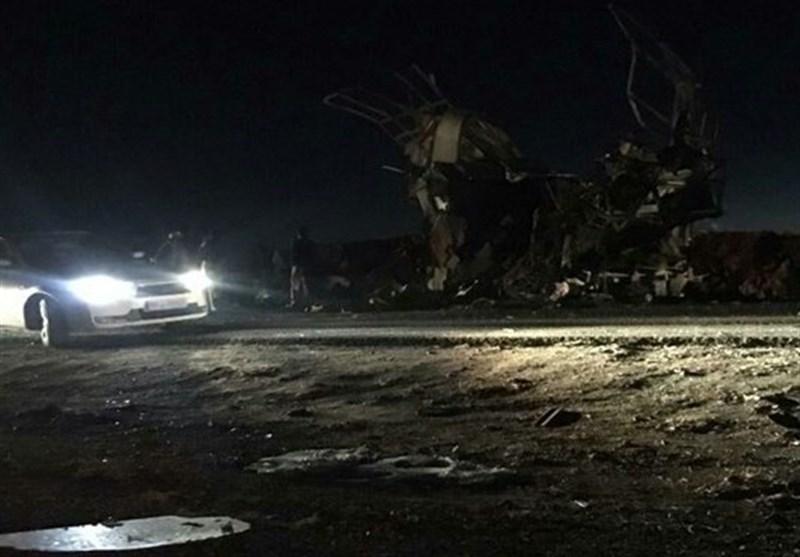 آخرین اخبار از حمله انتحاری به اتوبوس مدافعان وطن/انتقال مجروحین به زاهدان