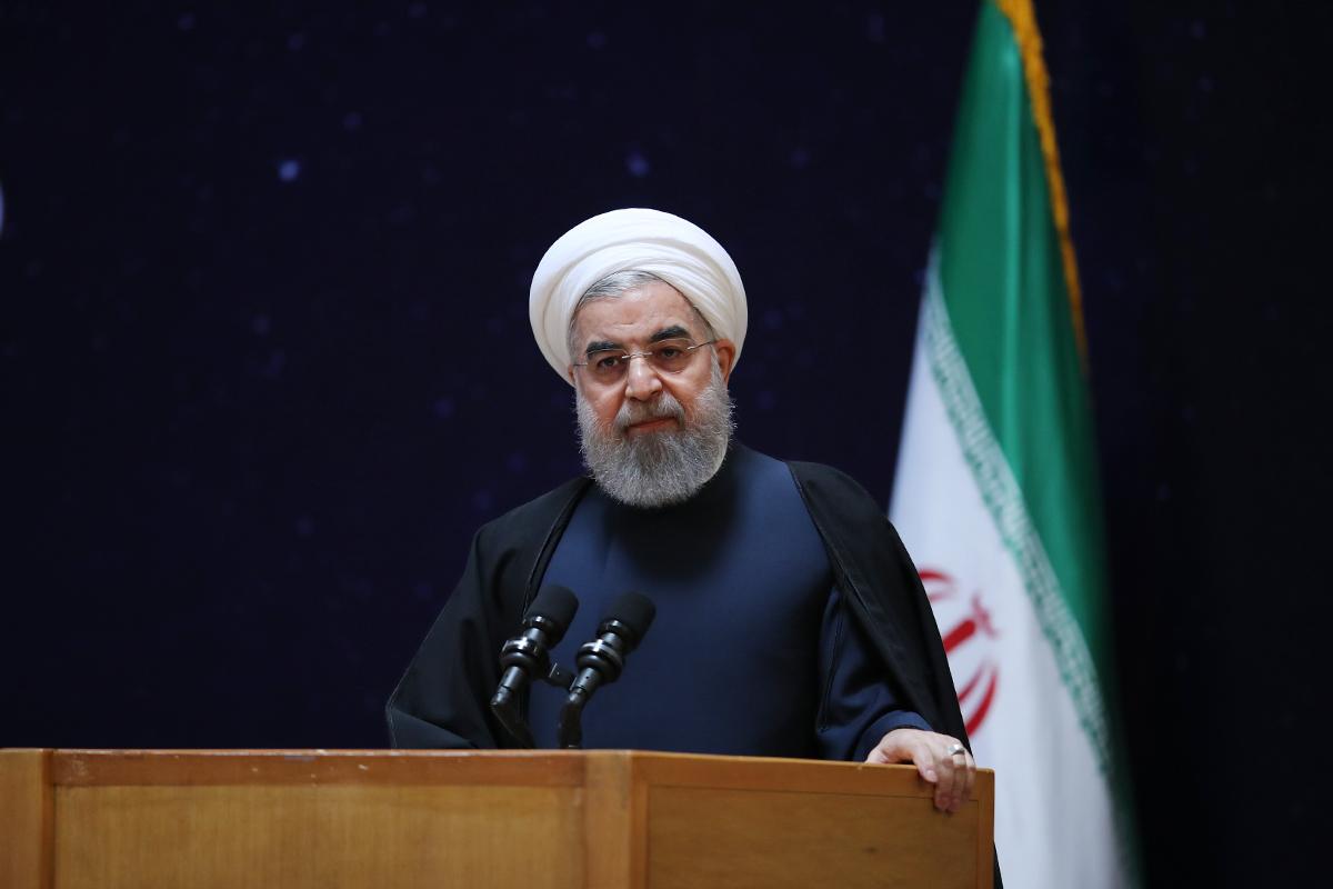 جمهوری اسلامی در فناوری مرز ندارد/ وظیفه دولت ایجاد ارتباطات سهل با دنیاست