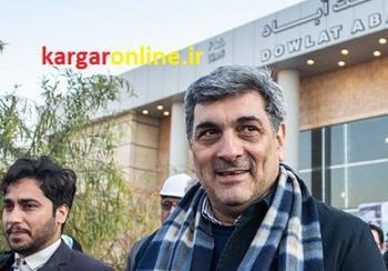 نامه زمینه سقوط شهردار تهران از سوی حزب اعتماد ملی به حناچی رسید