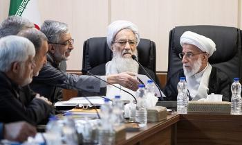 غیبت روحانی، لاریجانی و ۹ عضو مجمع در جلسه بررسی «پالرمو»