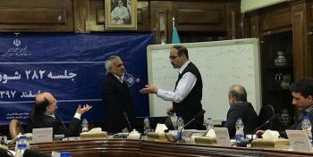 وزیر کار با کارگران و کارفرمایان در حاشیه شورای عالی کار جداگانه جلسه گذاشت