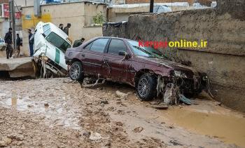 آخرین اخبار از وضعیت بارندگی در کشور /آغاز درگیری 20 استان با سیلاب + فیلم و تصاویر اختصاصی