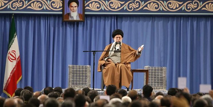 رهبر انقلاب: هر قدر اراده کنیم نفت را صادر میکنیم/ دشمن پاسخ اقدام خود را خواهد گرفت