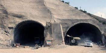 ۳ کارگر دچار سوختگی شدید شدند/جزئیات آتشسوزی در تونل در حال ساخت تهران ـ شمال