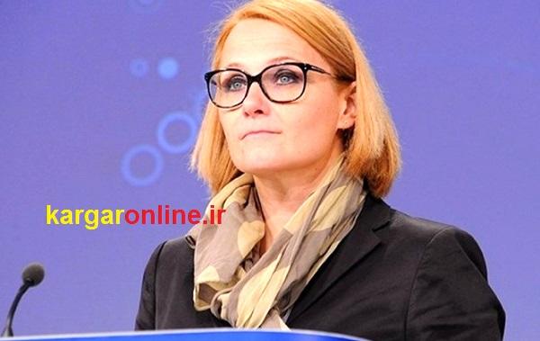 سخنگوی اتحادیه اروپا آینده برجام را اعلام کرد