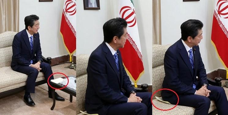 عکس/پیام امریکا توسط نخست وزیر ژاپن به مقصد نرسید