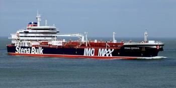 توقیف نفتکش انگلیسی توسط ایران+جزییات روزهای آتی تنگه هرمز
