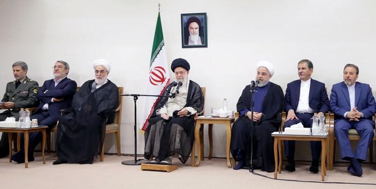 رهبر انقلاب: چهل سال دوم جمهوری اسلامی قطعاً برای ما بهتر و برای دشمنان بدتر خواهد بود