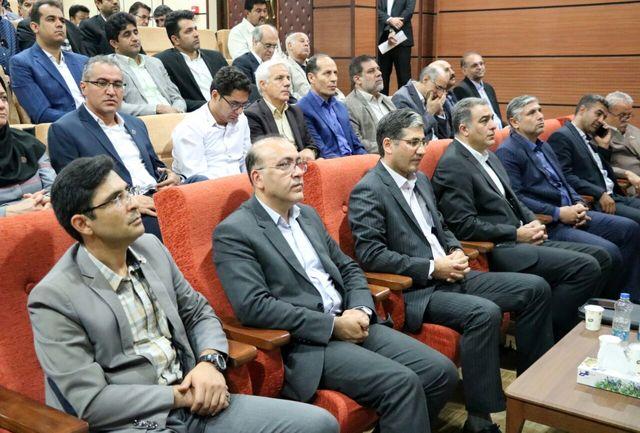 همایش مشترک روسای هیاتها و انجمنهای ورزشی کارگران برگزار شد