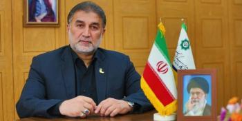 هفتصد هکتار به خاک ایران اضافه شد