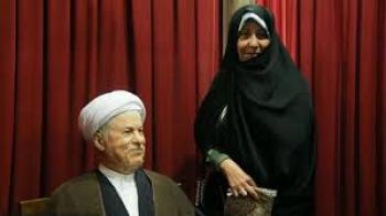 صحبت های جنجالی دختر هاشمی رفسنجانی