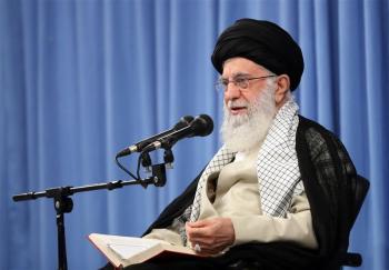 سخنان مهم رهبر انقلاب در خصوص مذاکرات با آمریکا در درس خارج امروز