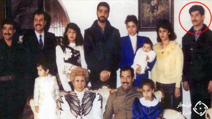 داماد صدام در مهران خوزستان به هلاکت رسید+عکس