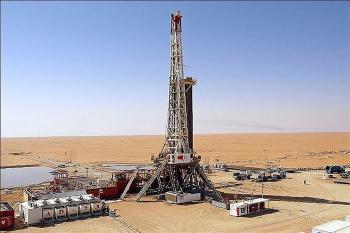 یک میدان عظیم گازی در جنوب ایران کشف شد