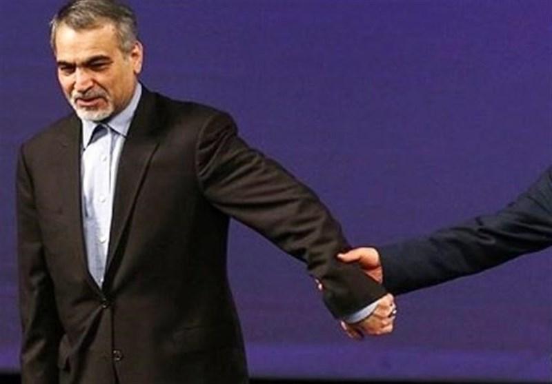 برادر رئیس جمهور دقایقی پیش راهی زندان اوین شد