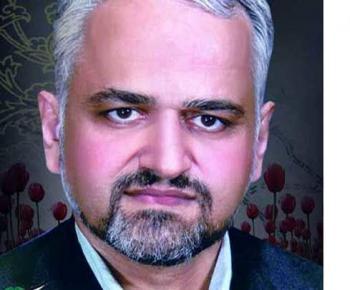 اصفهانی ها در اربعین داغدار شهادت دکتر عباس یوسفی شدند