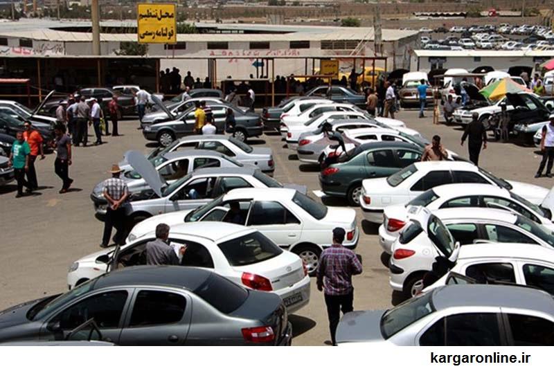 خبر خوشحال کننده رئیس اتحادیه نمایشگاه داران خودرو برای بازار خودرو/آغاز کاهش قیمتها/خریداران چند روز اخیر ضرر کردند