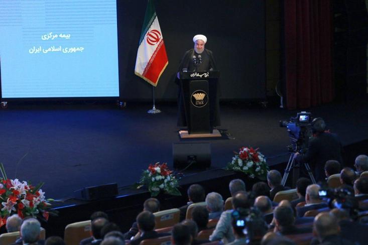 افسانهسرایی رئیس دولت دو سال بعد از پاره کردن برجام توسط آمریکا/ روحانی: ایران پس از برجام بهشت برین شد!