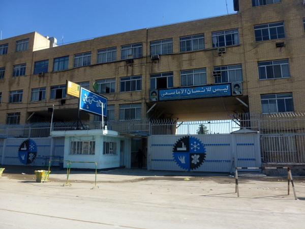 گزارش نگران کننده از کارخانه بزرگ آزمایش در شیراز/فعلا کاه و یونجه در آنجا نگهداری می شود!