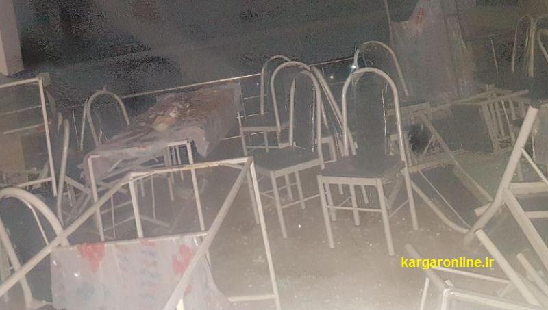 ساعاتی پیش رخ داد/حادثه وحشتناک در تالار عروسی سقز/ 11 نفر کشته و 34 نفر زخمی شدند