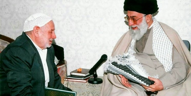 پدر شهیدان عرب سرخی دار فانی را وداع گفت/تشییع از مسجد فائق تهران