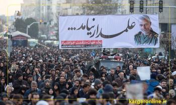 رفراندوم میلیونی مردم تهران گزینه انتقام سخت را تایید کرد+گزارش میدانی
