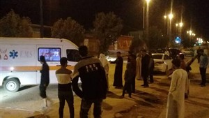 یک کشته در تجمعات روز گذشته ایذه/ مجروحیت ۱۴ نیروی انتظامی