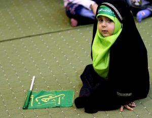 چگونه حجاب را به کودکان آموزش بدهیم؟