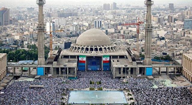 امروز مصلّی تهران مرهم داغهای سخت این روزهای پرالتهاب خواهد بود