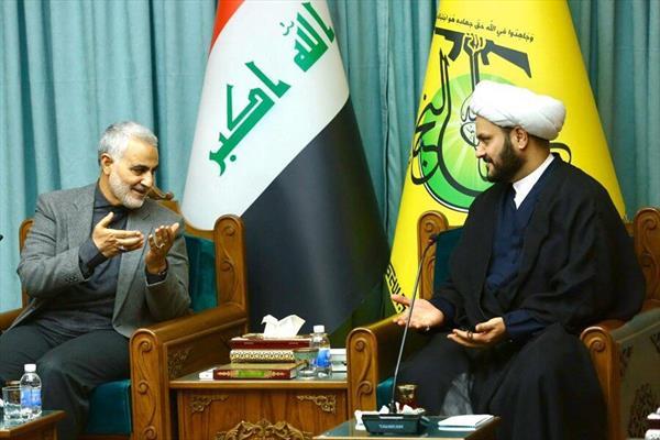 جزئیاتی منتشر نشده از دیدار سردار سلیمانی با جنبش نُجباء
