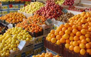 قیمت میوه و تره بار امروز ۲ مرداد ۱۴۰۰ + جدول