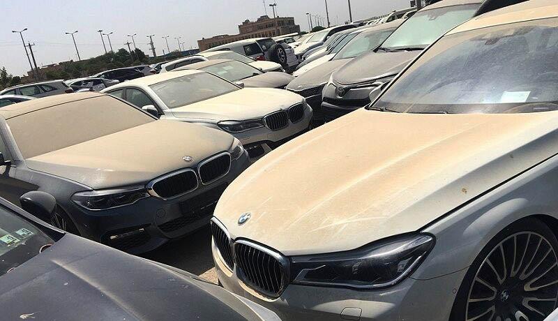 ماجرای دپوی ۴۰۰ خودرو در مناطق آزاد چیست؟
