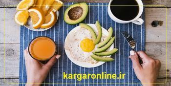 رژیم غذایی در جدول ؛ ۴ جدول کامل برنامه رژیم غذایی روزانه برای لاغری