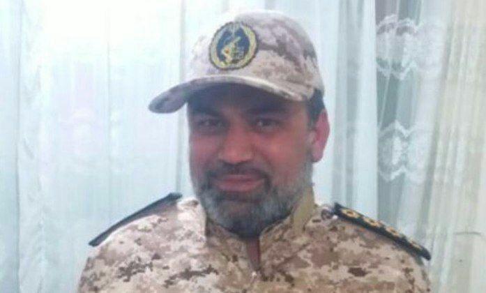 فرمانده حوزه بسیج دارخوین شادگان در جنوب استان خوزستان توسط افراد ناشناس شهید شد+عکس