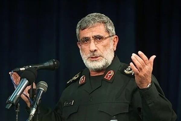 «سردار قاآنی» فرمانده جدید سپاه قدس تهدید به ترور شد