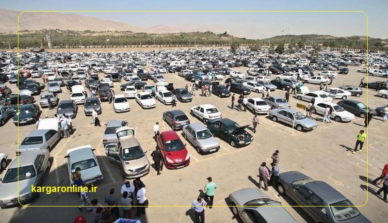 هیچ خودرویی امروز ارزان نشد +جدول قیمتها