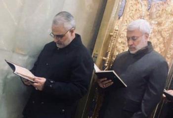 پیشبینی شهادت سردار سلیمانی توسط نویسنده فلسطینی