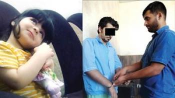 پدر بی رحم چطور دختر ۵ ساله اش را کشت / گفتگو با عامل جنایت شهرک نوید مشهد