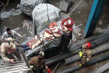دلیل وقوع حوادث کار در ایران چیست؟