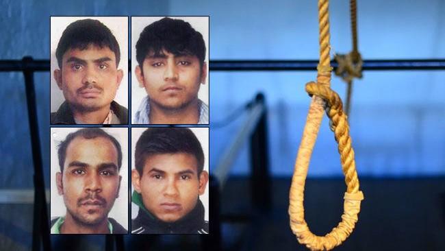 اعدام 4 نفر به جرم اذیت و آزار و  قتل یک دختر جوان+تصاویر