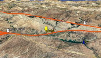 منشا زلزله تهران مشخص شد