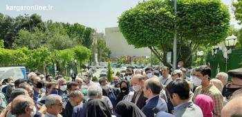 اعتراض کارکنان و بازنشستگان رسانه ملی به عدم افزایش احکام حقوقیشان در سال جدید